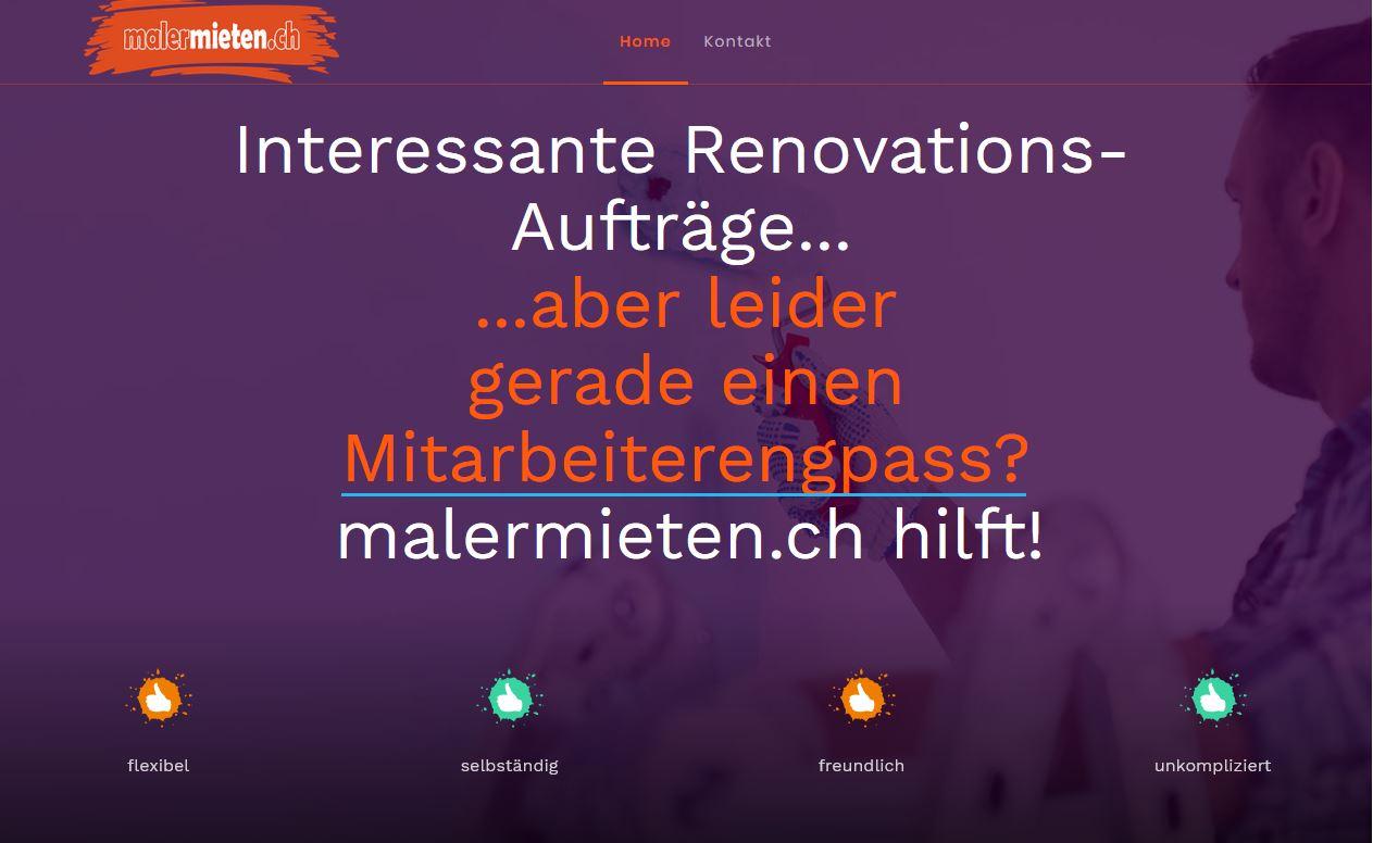 www.malermieten.ch